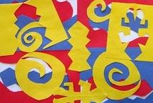 Kunst Matisse / by Annette Fladung