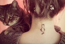 Tattoos / by Amanda Soto