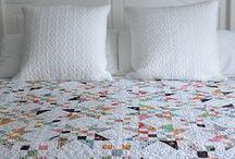 Free Quilt Patterns / Free quilting patterns and tutorials