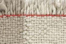 Weaving - tissage / by la cabane atelier
