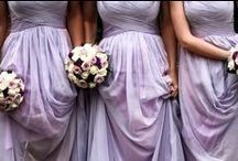 Wedding Theme: Lavender