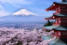 Travel: Japan / Beautiful photos of Japan that will undoubtedly tickle your wanderlust.