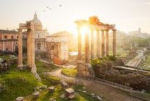 Travel: Italy / Beautiful photos of Italy that will undoubtedly tickle your wanderlust.