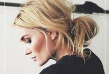 Hair Envy / Hair styles, wavy styles, updos, braids, how-to hair, easy hair styles!