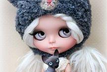pullip blythe dolls lalki