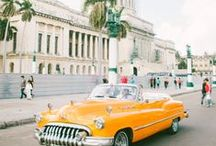 Travel: Cuba / Everything you need to know about travelling to Cuba.