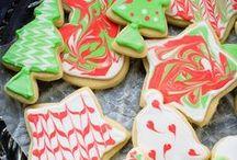 Gluten-Free Christmas Cookies & Treats / gluten-free christmas cookies, treats, desserts and more!