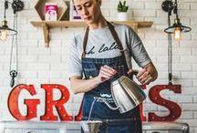 9 Grams Coffee roastery - behind the scenes / Coffee tools, roastery machine