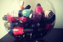 Nails / Everything with nails. I love putting polish on mine. / by Krysta Higgins