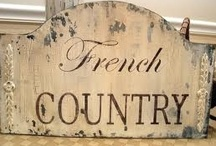 French Country / by 🎀Nikki Hughes🎀