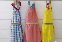 Aprons :) / by 🎀Nikki Hughes🎀