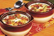 Crock Pot Recipes / by Melissa Buck