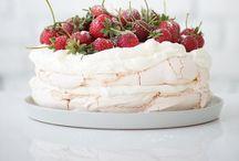 Sweetness | Douceurs & Sucreries / Recette de cuisine