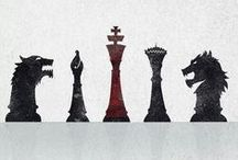 Fight for the Iron throne. / Game of thrones anyone? / by Carrie