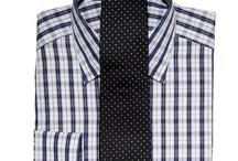 Shirt + Tie Guide