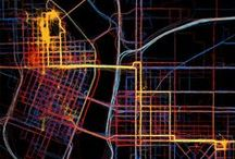 Inspiration + Map_s / by Isebrendi L-G