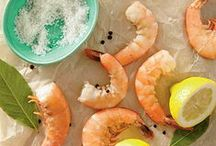 Seafood...Yum! / by Melissa Buck