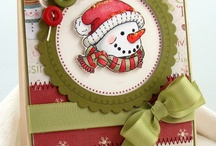cards christmas / by Stephany Damian