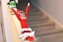 Elf on the Shelf: a Christmas Tradition! / by Lauren Stevenson