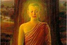 Buddhism / Buddha teachings.  / by Guimarães