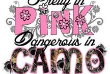 ~ Pink & Camo!!! ~ / Pretty in Pink, Dangerous in Camo!!!!