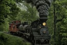 All Aboard! / Just one of our favorite things / by Melissa Buck