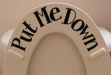 Bathroom Make Over / by Rachel Callaway