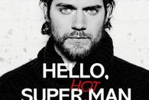 Cavill. / Henry Cavill. our superman. / by Carrie
