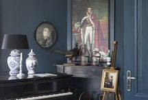 Hague blue Farrow&Ball / Home decor