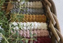 My yarn work