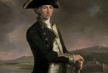 18th century navy uniform