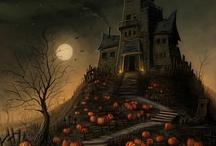 Halloween / Fun & spooky crafts & decorating ideas.