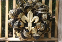 Decor - Wreaths  / by Frances Dunning Anderson