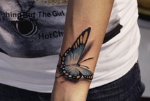 Tattoos ;-) / by Chris Riley