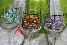 Painting - Glass
