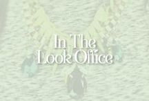 In The LOOK Office... / by LOOK Magazine - High Street Fashion, Celebrity Style, Hairstyles and Beauty