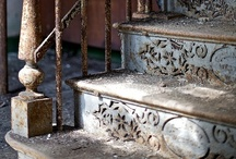 Decor - Stairways / by Frances Dunning Anderson