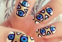 Your Nail Art / Send us your snaps to ShowUsYourNails@ipcmedia.com and you could star here or in the mag x