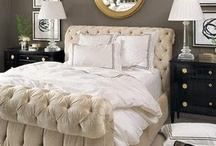 Decor - Bedrooms / by Frances Dunning Anderson