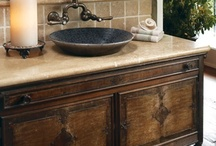 Decor - Bathrooms / by Frances Dunning Anderson