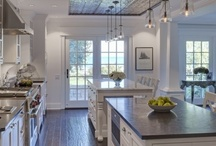 Decor - Kitchens / by Frances Dunning Anderson