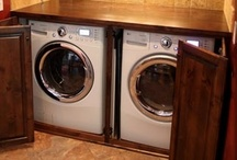 Decor - Laundry Rooms / by Frances Dunning Anderson