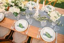 tablescapes {weddings}