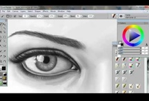 LEARN something new  / Tutorials, Tips, and more with Adobe, Corel, and Wacom software/products