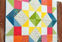 Sewing/Quilts / by Meshell Holmes