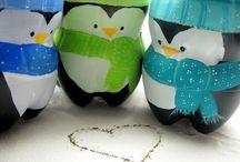 Penguin love <3 / by Emily Kolf