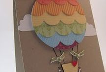 Punch Art & Paper Piecing Ideas / Clever uses of punches to create embellishments for scrapbook pages and cards. It always amazes me how some people come up with these ideas!