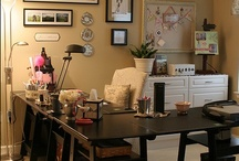 For my OFFICE / Someday I plan to have an office/craft room/studio. These are the ideas I wish to have