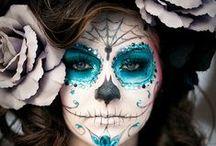 Halloween - Costumes & Makeup Ideas