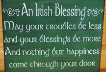 Irish pride / I'm Irish. Irish culture, food, st patty's day ideas, etc